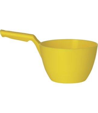 Vikan Vikan, Ronde schepbak 2 liter, geel