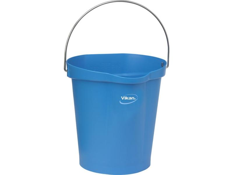 Vikan Vikan, Emmer 12 liter, blauw