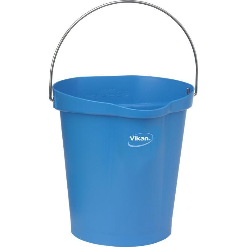 Vikan, Emmer 12 liter, blauw