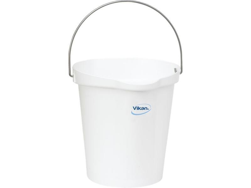 Vikan Vikan, Emmer 12 liter, wit