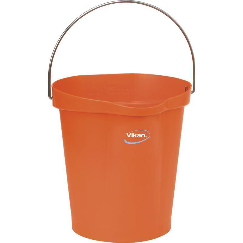 Vikan, Emmer 12 liter, oranje