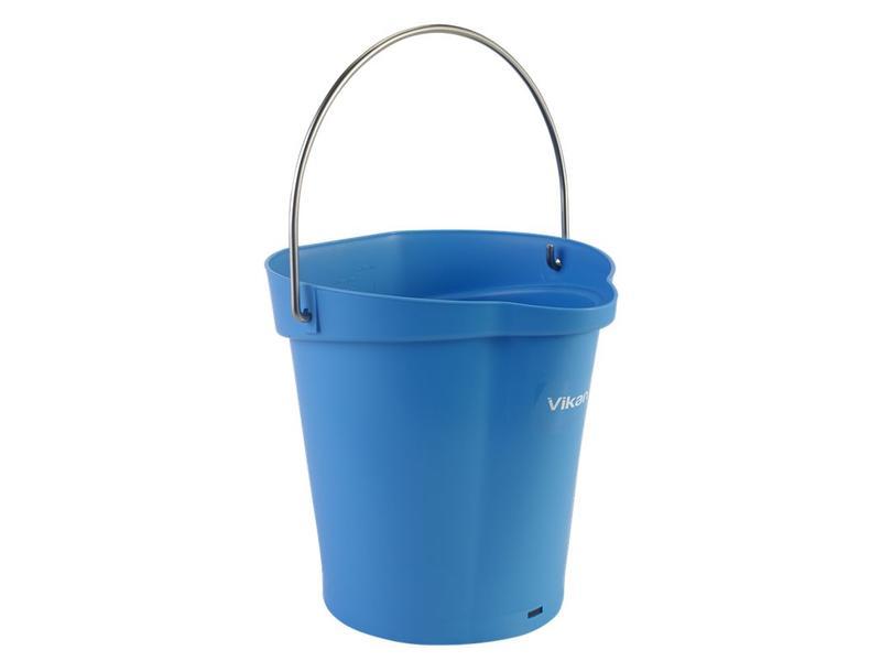 Vikan Vikan, Emmer 6 liter, blauw