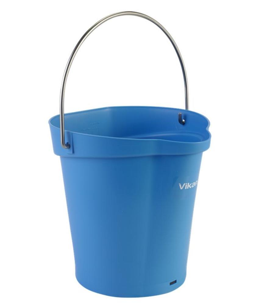 Vikan, Emmer 6 liter, blauw