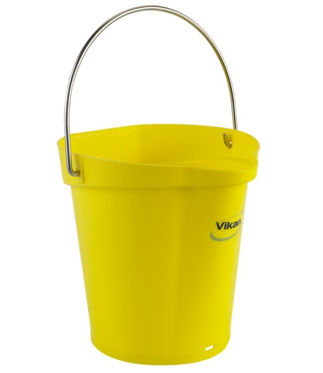 Vikan Vikan, Emmer 6 liter, geel