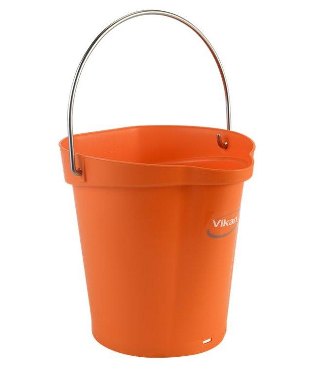 Vikan Vikan, Emmer 6 liter, oranje