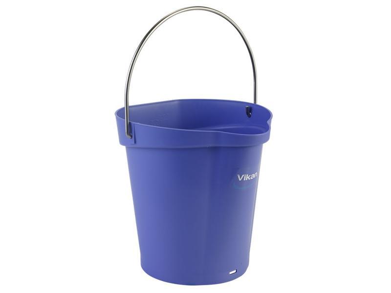 Vikan Vikan, Emmer 6 liter, paars