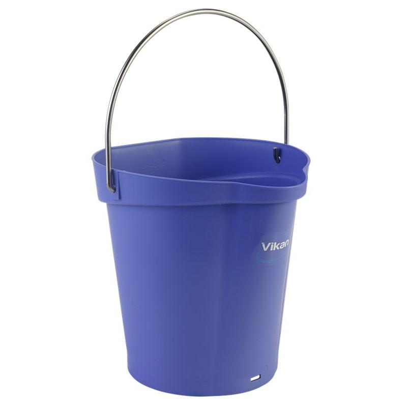 Vikan, Emmer 6 liter, paars
