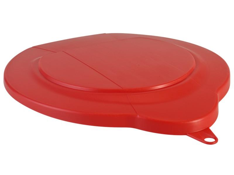 Vikan Vikan, deksel voor 6 liter emmer, rood