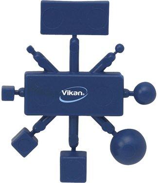 Vikan Vikan, Metaaldetectie test kit