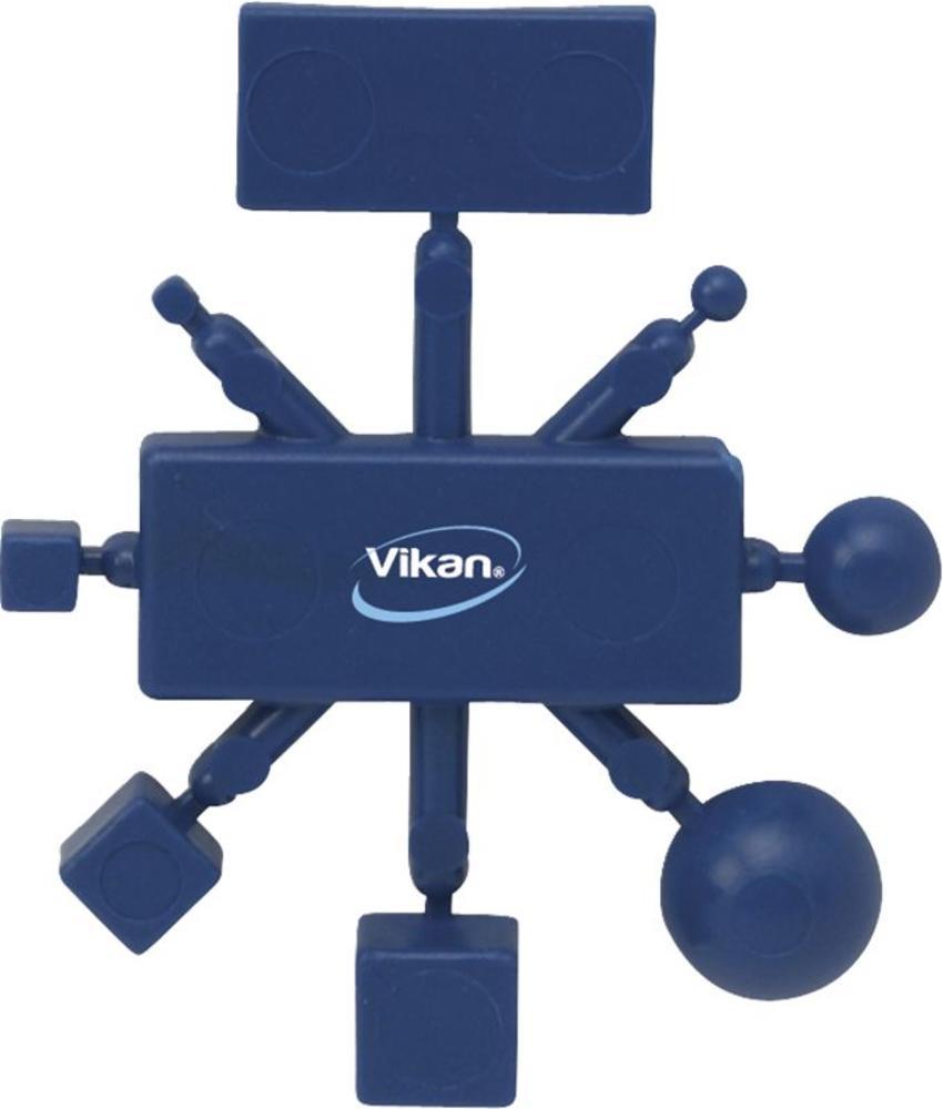 Vikan, Metaaldetectie test kit