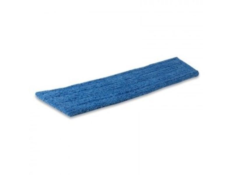 Eigen merk Microvezel blauw met velcro
