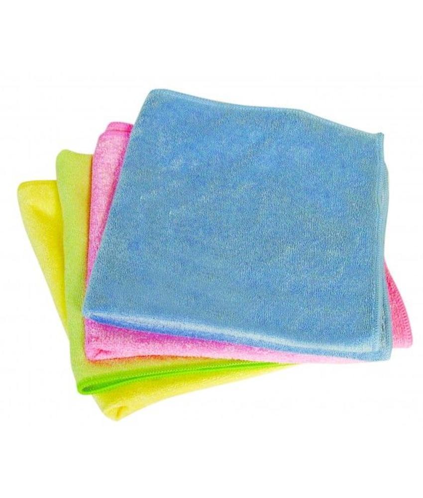 Microvezeldoek 200/230 gram - Blauw