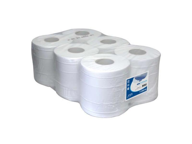Euro Products Euro Products 2-laags Midi poetspapier Euro Cellulose