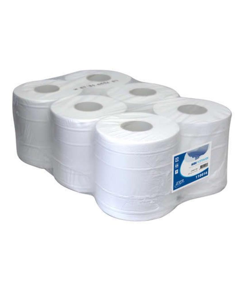 Euro Products 2-laags Midi poetspapier Euro Cellulose