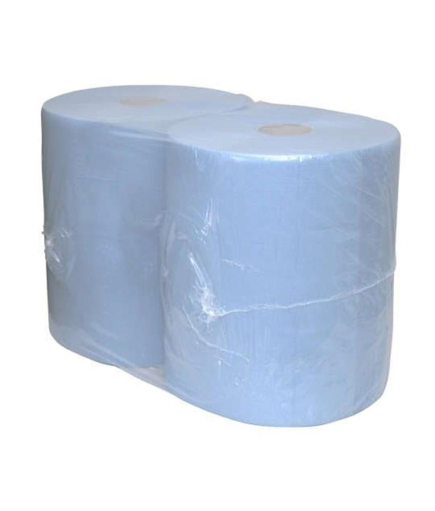 Euro Products 3-laags Industriepapier blauw cellulose verlijmd