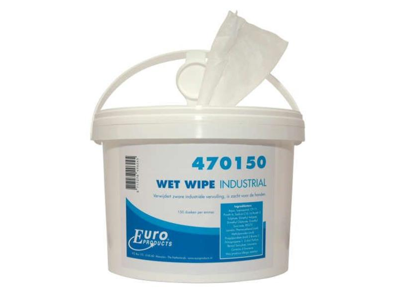 Euro Products Euro Products Wet Wipe handcleaner industrial - 1 emmer