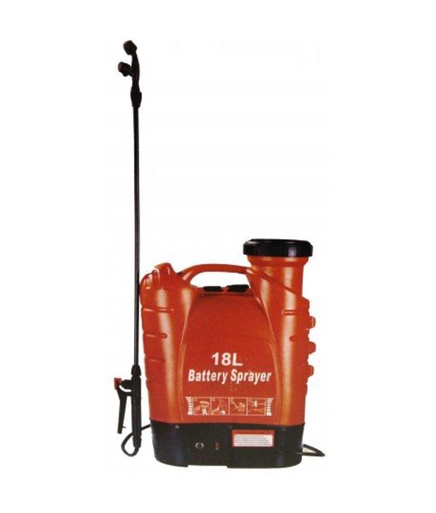 Electrische rugspuit - 18L