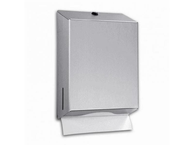 Euro Products Euro Products Handdoekdispenser maxi, RVS