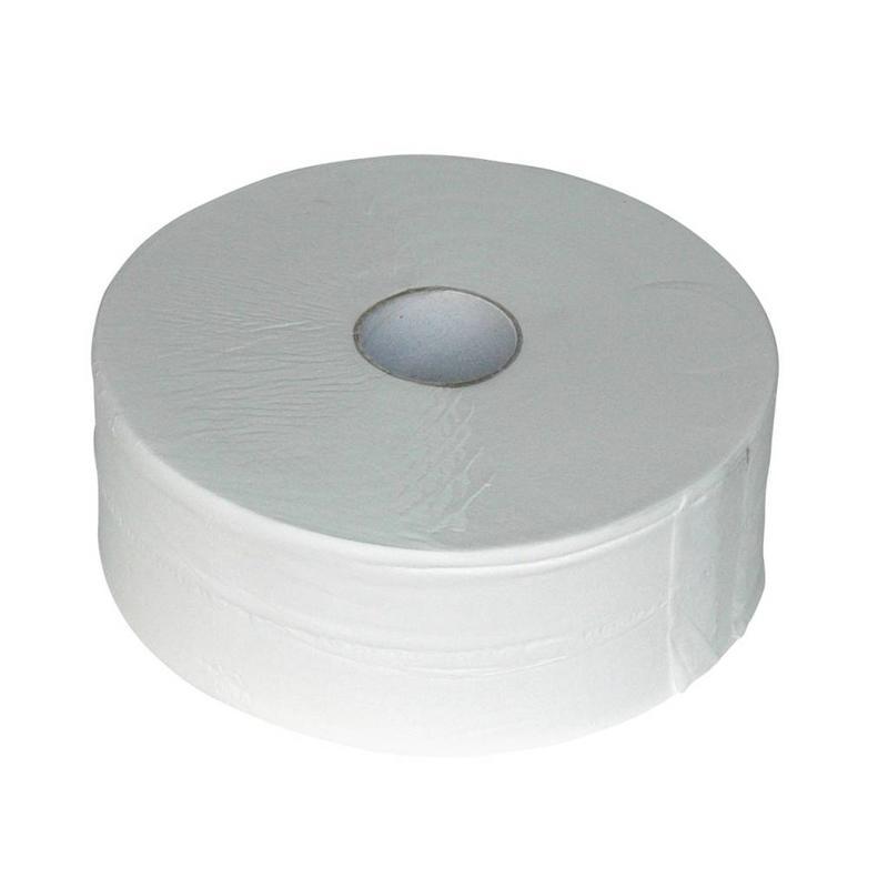 Euro Products Toiletpapier cellulose euro maxi jumbo, 2-laags