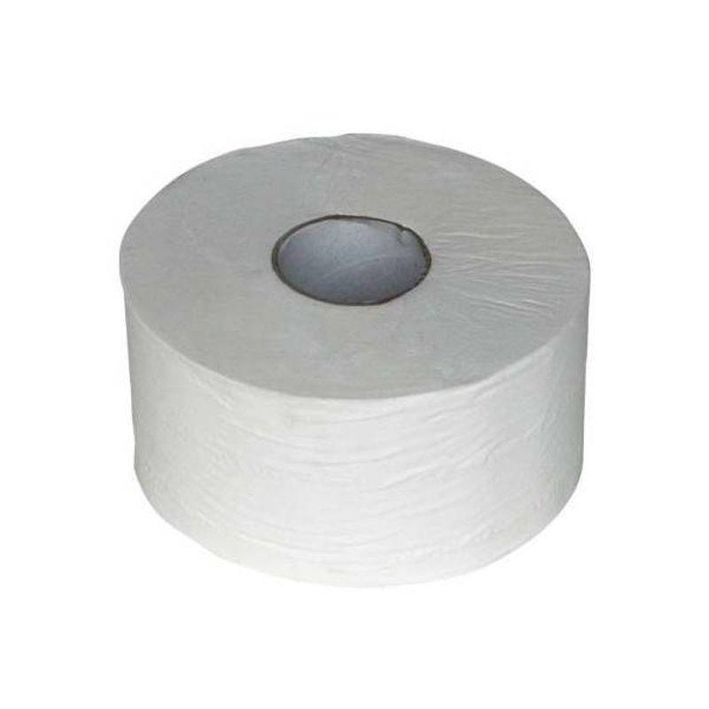 Euro Products Toiletpapier ECO cellulose euro mini jumbo, 2-laags
