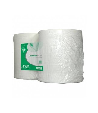 Euro Products Euro Products Toiletpapier tissue euro maxi jumbo, 2-laags
