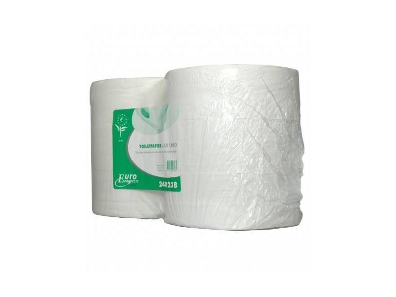Euro Products Euro Products Toiletpapier tissue euro maxi jumbo, 2-laags