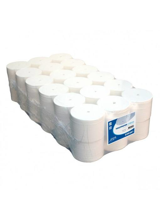Euro Products Toiletpapier Euro coreless, 1-laags