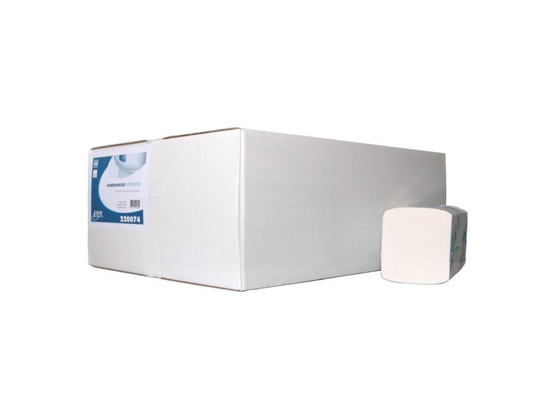 Euro Products Euro Products 3 laags Vouwhanddoekjes Euro Interfold cellulose
