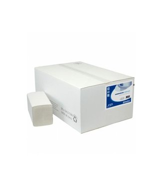 Euro Products Euro Products 2 laags Vouwhanddoekjes Euro Interfold recycled tissue