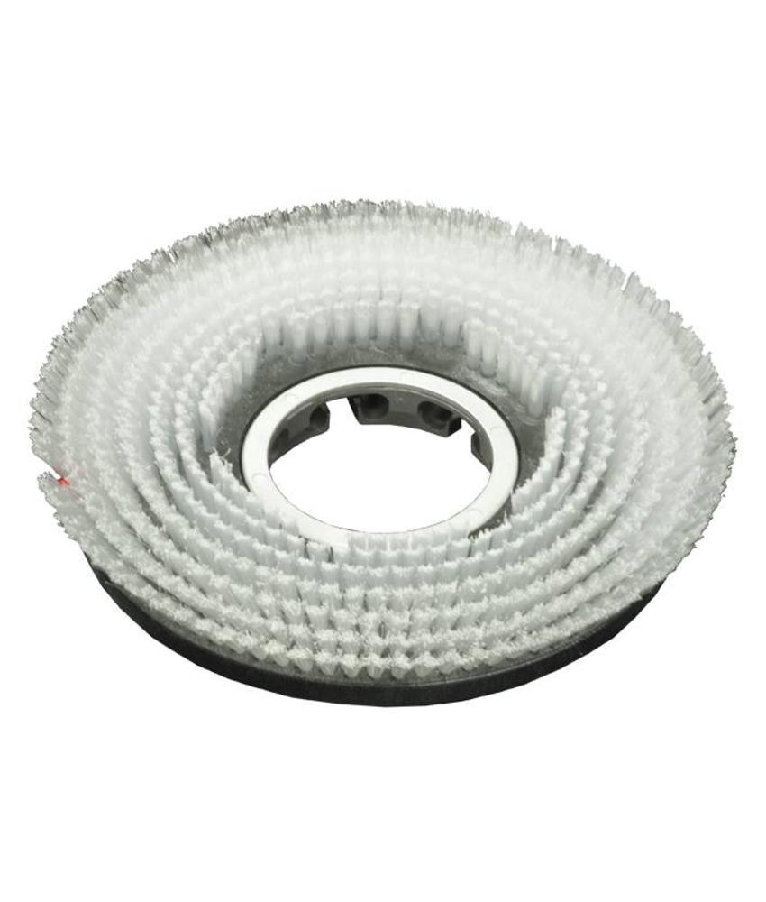 Schrobborstel 35cm grind/sportvloeren