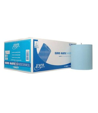 Euro Products Euro Products 2-laags Papier Euro Matic plus blauw