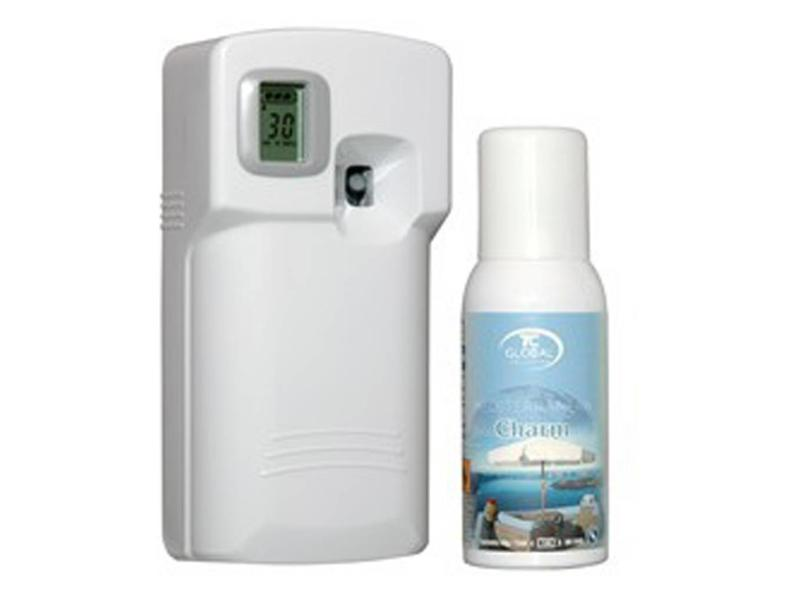 Euro Products Euro Products Pearl White luchtverfrisser systeem set