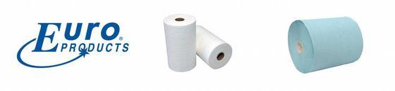 Handdoekpapier op rol