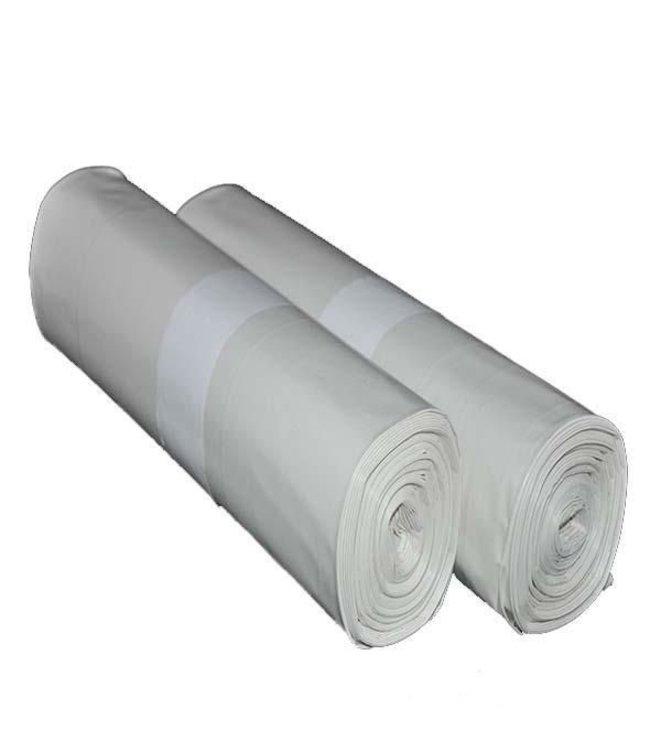 Eigen merk Afvalzakken 70 x 110cm, T25 wit
