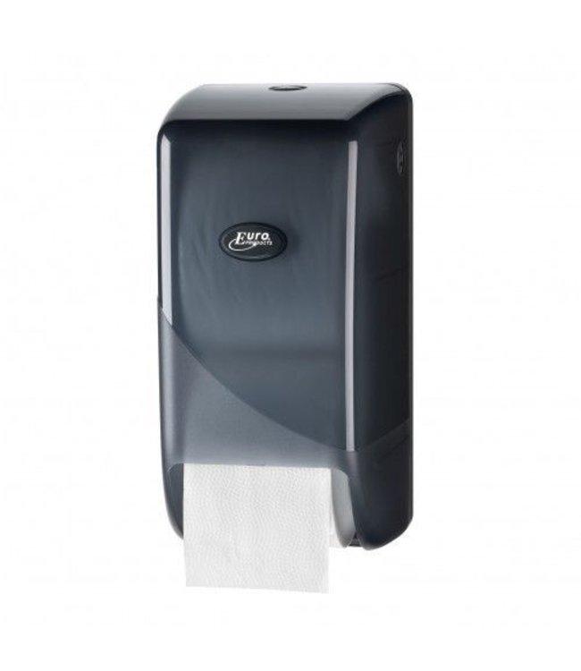 Eigen merk Dispenser Toiletpapier Doprol, zwart