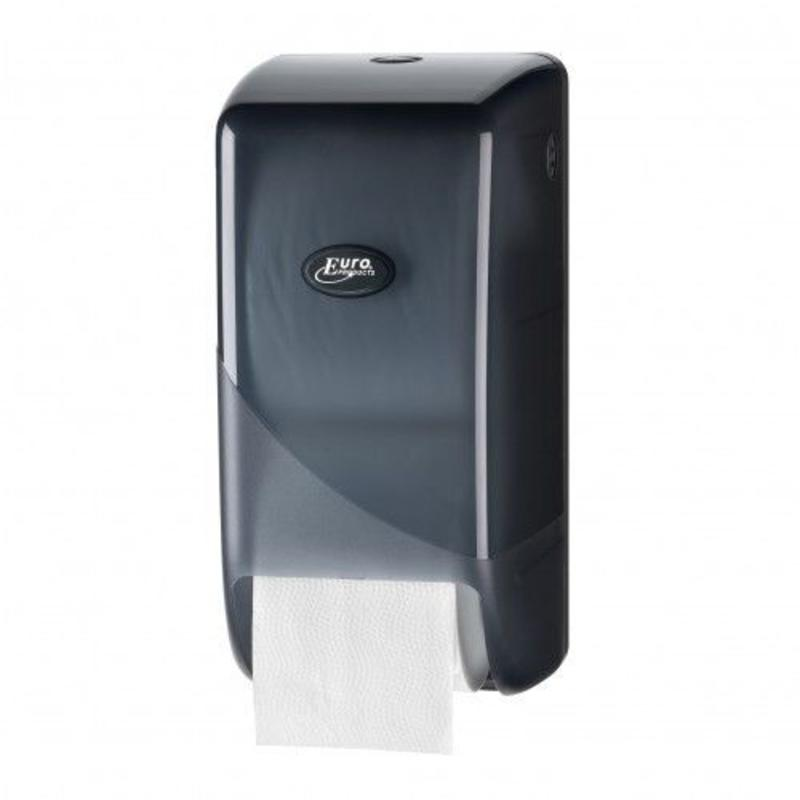 Dispenser Toiletpapier Doprol, zwart
