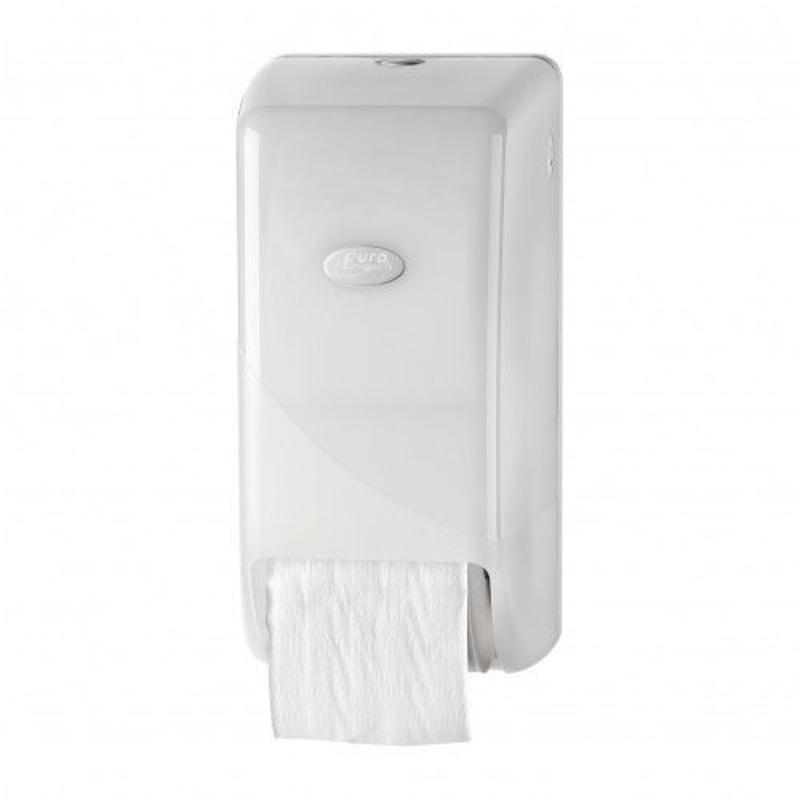 Dispenser Toiletpapier Doprol, wit