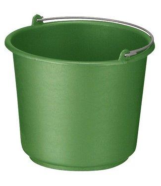 Eigen merk Bouw/glazenwassersemmer groen