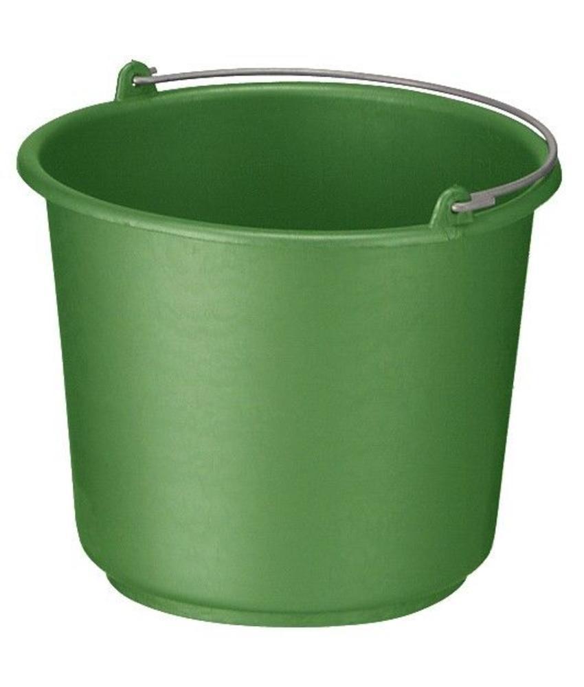 Bouw/glazenwassersemmer groen