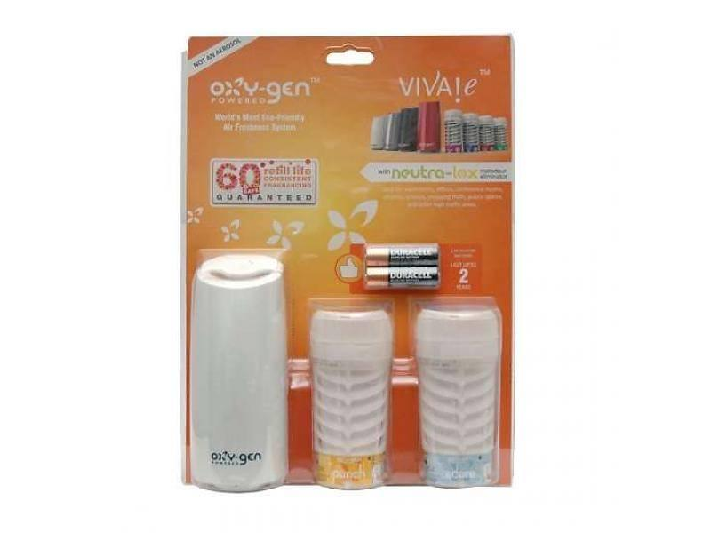 Euro Products Euro Products Oxy-Gen luchtverfrisser systeem wit