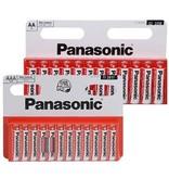 Panasonic AAA batterijen
