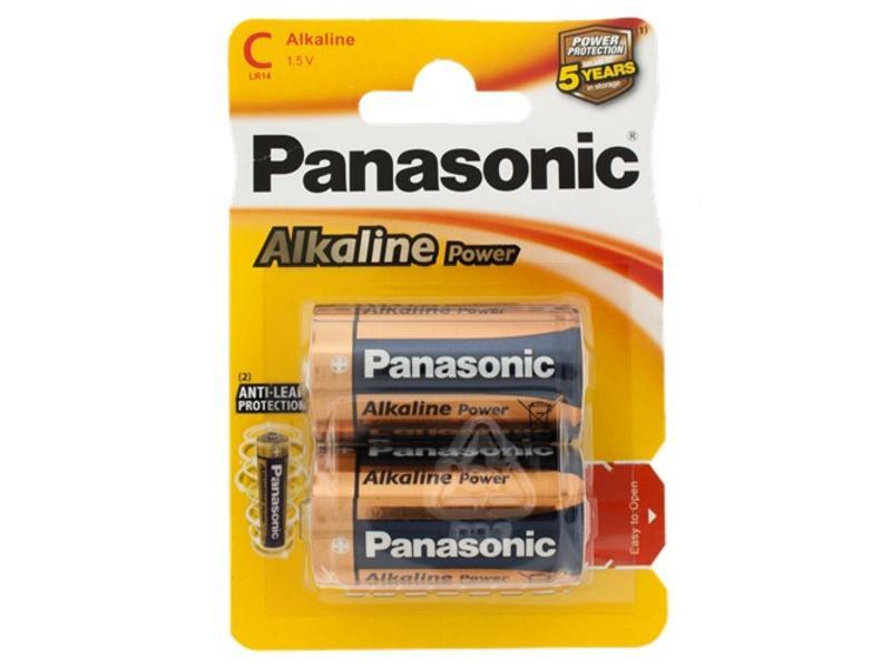 Panasonic C batterijen