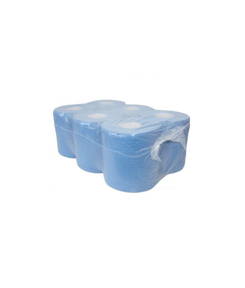 Euro Products 2-laags Midirol blauw