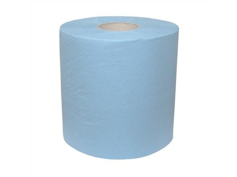 Euro Products Euro Products 2-laags Midirol blauw verlijmd