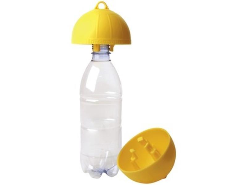 Hofman Wespenval op fles - geel