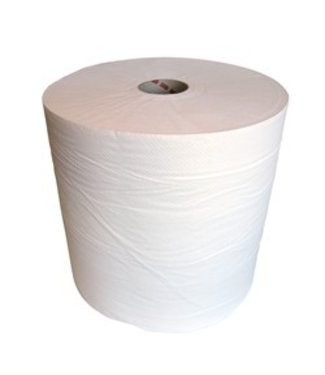 Euro Products Euro Products 1-laags Industriepapier Recycled wit