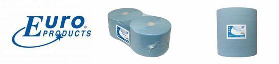 Industriepapier blauw