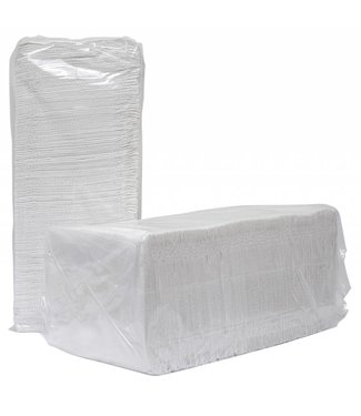 Euro Products Euro Products Servetten cellulose 25x25 cm, 1-laags