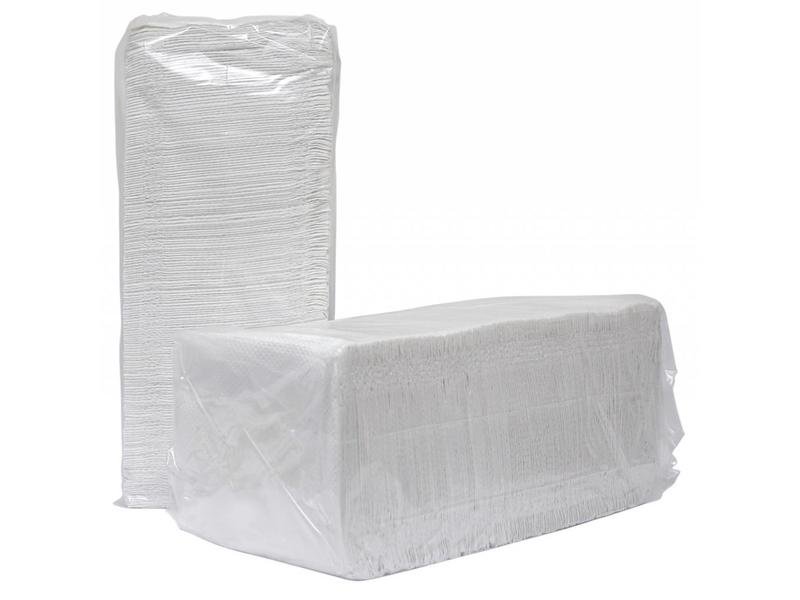 Euro Products Euro Products Servetten cellulose 25x25 cm, 1-laagsEuro Products Servetten cellulose 25x25 cm, 1-laags