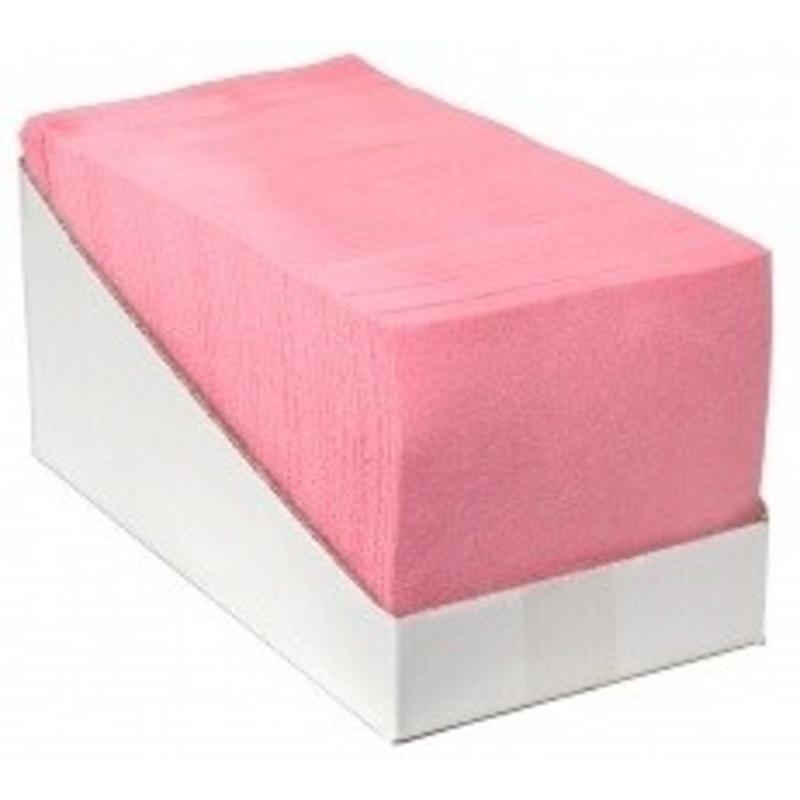 Euro Products Sopdoeken roze - 65 stuks